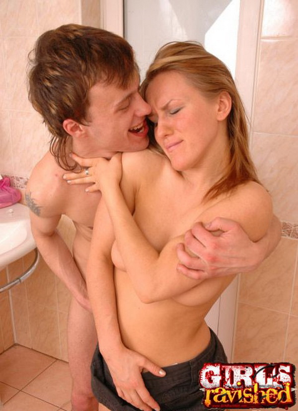 w 026 Busty girl pleases a dominator